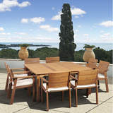 Amazonia Vincent Patio Table Outdoor   Item# 10735