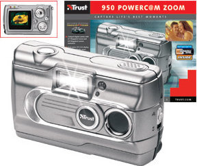TRUST Digital Camera 1210K POWERC@M OPTICAL ZOOM Driver (2019)