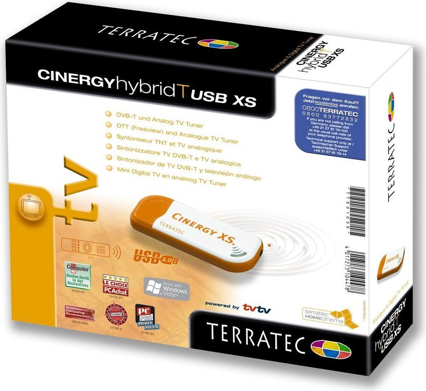 TERRATEC CINERGY HYBRID T USB XS TV TUNER DRIVER DOWNLOAD