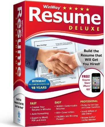 winway resume deluxe 14 free download writing the proposal