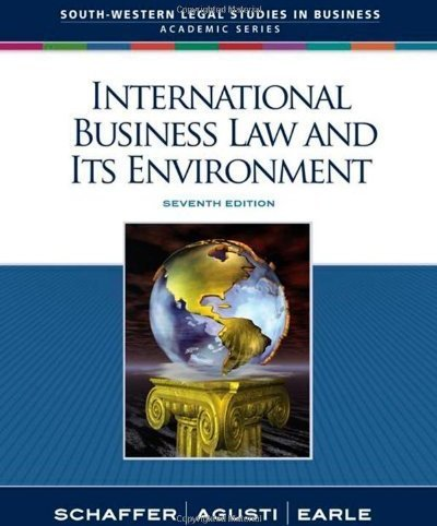 international business law case studies Business law case studies southern prestige industries v independence plating corp ksr international co v teleflex, inc facts: teleflex sued ksr for patent infringement in the production of adjustable pedal assembly with electronic throttle control.