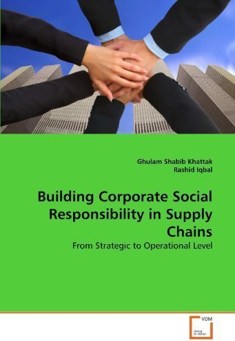 corporate social responsibility in food supply For corporate social responsibility join csr europe discover  pwc and csr europe publish a new study to assess maturity and integration of sustainability in.