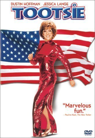 a movie review about tootsie played by dustin hoffman