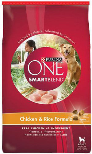 17800149372 Purina One Dog Dry Smartblend Chicken And Rice Adult