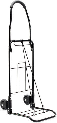 17512d61c727 Travel Smart by Conair Folding Luggage Cart
