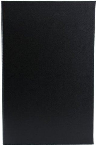 750807107890 Pinnacle Frames And Accents 3 Up Black Photo Album