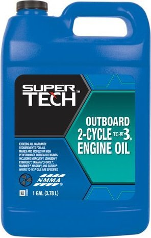 Mercury Outboard 2 Stroke Oil