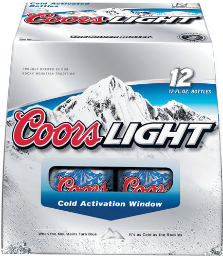 71990100742 Coors Light Beer, 144 fl oz