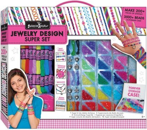 787909115775 Fashion Angels Jewelry Design Super Set