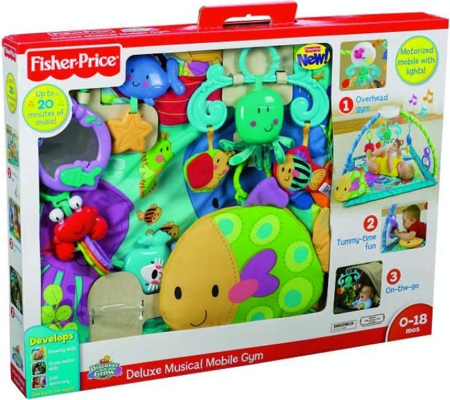 746775095420 Fisher Price Discover Quot N Grow Deluxe Musical