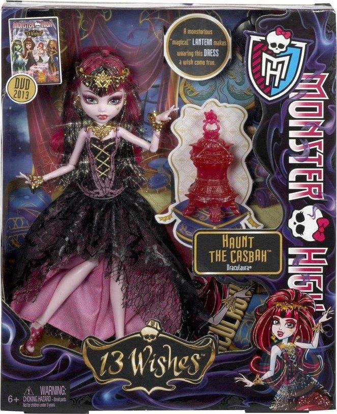 Sorry, Monster high 13 wishes dolls not absolutely