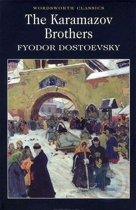 an analysis of the onion scene in brothers karamazov a novel by fyodor dostoyevsky Read the brothers karamazov by fyodor mikhailovich dostoyevsky by fyodor the brothers karamazov is the final novel by the and there were everlasting scenes.