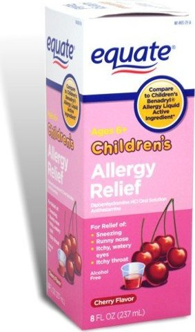 What is excellent for allergy cough