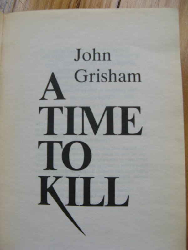 thesis on writer john grisham Essays & writing guides for the firm by john grisham baseball player when he was young and then growing up to be a fantastic novelist writer.
