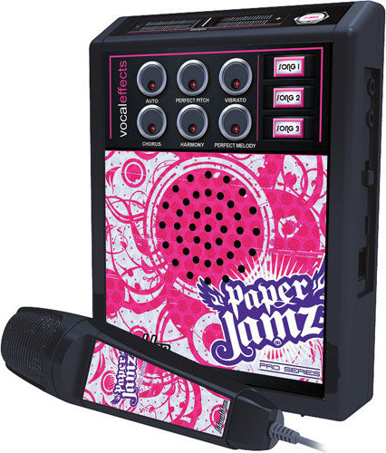 wowwee paper jamz pro mic series style 3 Use the links on this page to download the latest version of paper jamz pro microphone drivers all drivers available for download have been scanned by antivirus program.