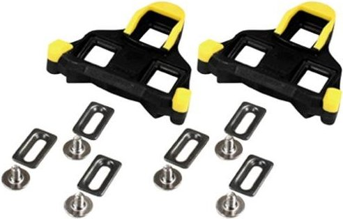 Shimano SM-SH11 SPD-SL Cleat Set With Hardware Floating Model