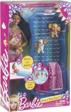 746775167202 Barbie Fashion Design Plates Doll African American