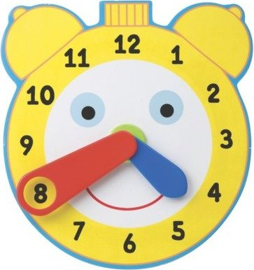 ALEX Toys Little Hands Ready Set Tell Time 1467