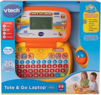 Hedendaags 3417761205006, 7129985246111, 7129985254345 VTech - Tote & Go KD-08