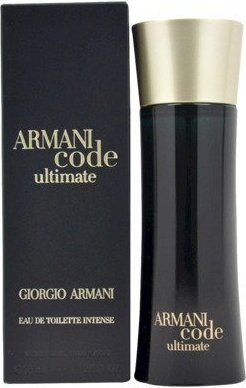 armani code ultimate 75ml