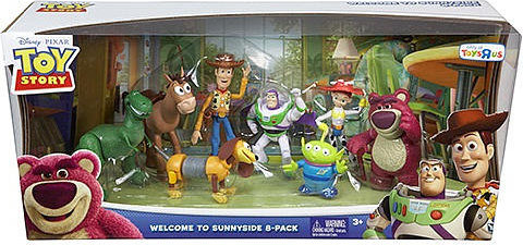 887961005226 Exclusive Disney Pixar Toy Story Welcome To Sunnyside 8