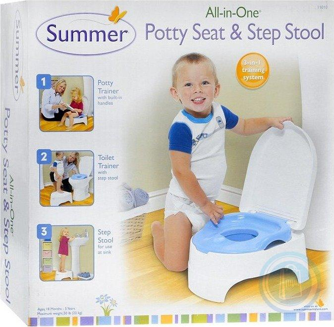 fdb52b8833d ... 12914110102 photo 3 by bigfriend. A great potty for the price. The Summer  Infant Potty Seat offers all ...