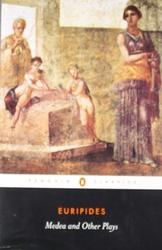 critical essay medea euripides Essays and criticism on euripides' medea and electra - critical essays.