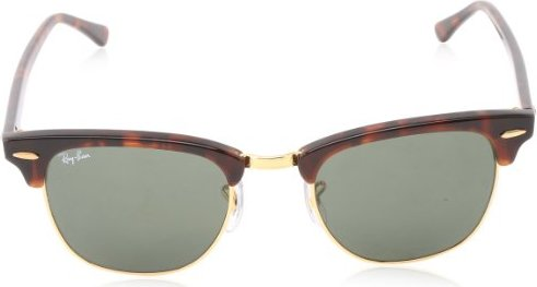 505657535146, 805289304456 Ray-Ban RB3016 Classic Clubmaster ... 8f059f1cd1