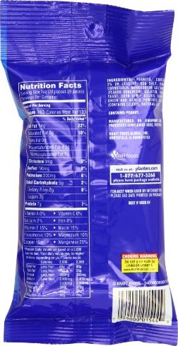Dry Roasted Peanuts Bag, 6 Ounce (Pack