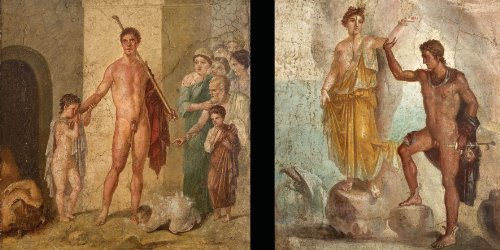 religon in pompeii and herculaneum essay