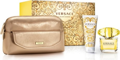 8011003810666 Fragrance Versace Yellow Diamond Gift Set 90ml