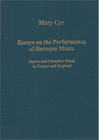 early baroque music essay example Music and its performance has its fashions, like everything elsethere are currently two schools of thought in the performance of baroque music: the modern and the authentic - though both names are misleading.