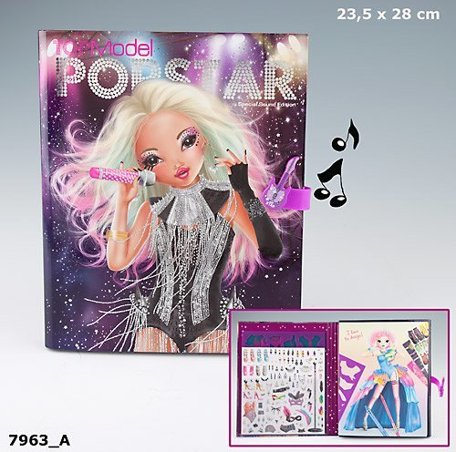 4010070240615 topmodel popstar with sound special edition
