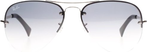 39194acc959 805289467359 photo 1 805289467359 photo 2. The Ray-Ban 3449Silver   Grey  Gradient ...