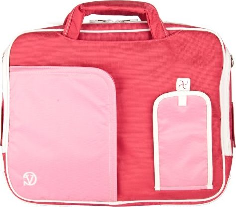 Pink Pindar Edition Messenger Bag Protective Laptop Carrying Case for Acer  C710 11 6-inch Chromebook