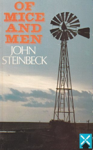 an analysis of candy in of mice and men by john steinbeck Free essay: animal and human nature in steinbeck's of mice and men the relationship between animal nature and human nature in john steinbeck's of mice and.