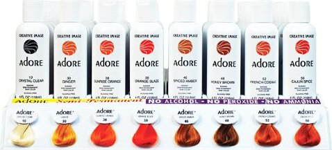 661157104043 Adore Creative Image Hair Color 30 Ginger