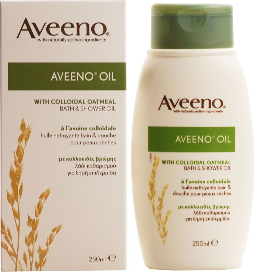 Aveeno Bath Shower Oil X 250ml