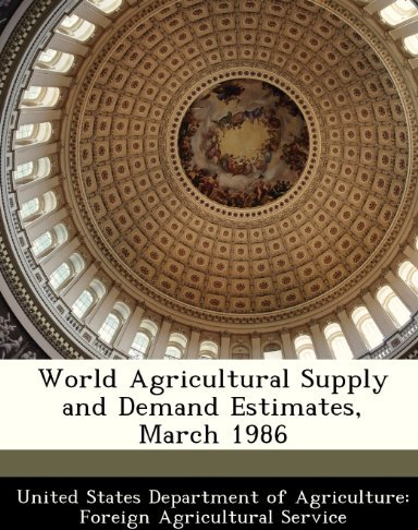 the importance of government intervention in agriculture for the united states economy