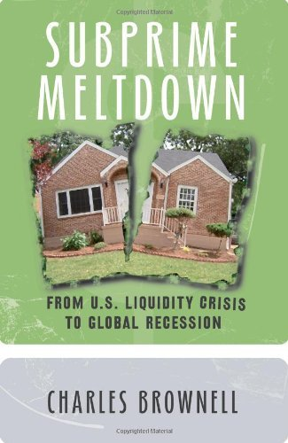 subprime meltdown Out of the top 25 subprime lenders in 2006, only one was subject to the usual mortgage laws and regulations the nonbank underwriters made more than 12 million subprime.