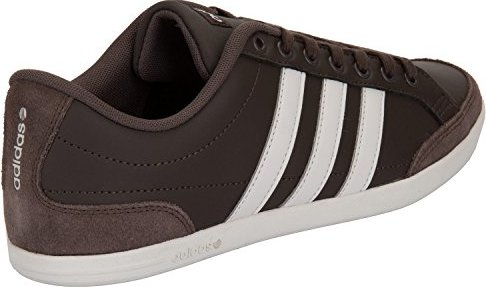 Mens adidas NEO Mens Caflaire Lo Trainers in Brown - UK 9