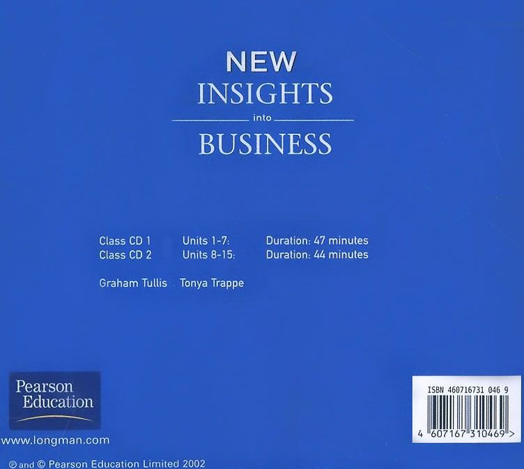 business гдз into new insights