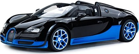 6930751307810 radio remote control 1 14 bugatti veyron 16. Black Bedroom Furniture Sets. Home Design Ideas