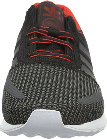 3a47e344a28 4055017500063 Adidas - Los Angeles - Color  Black-Red - Size  8.5